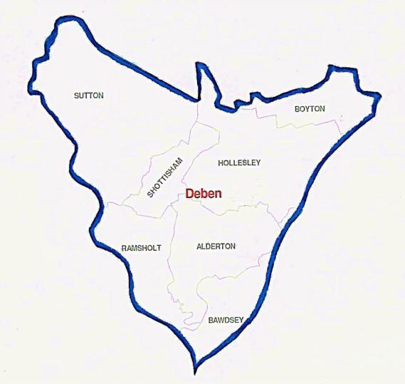 Deben CCT Area